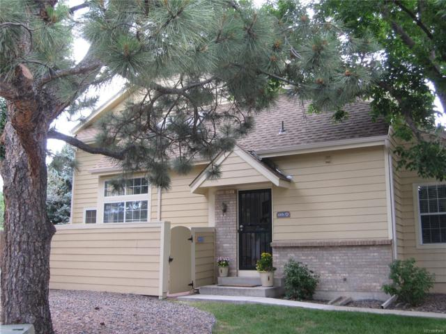 7370 E Florida Avenue #1001, Denver, CO 80231 (#5454905) :: My Home Team