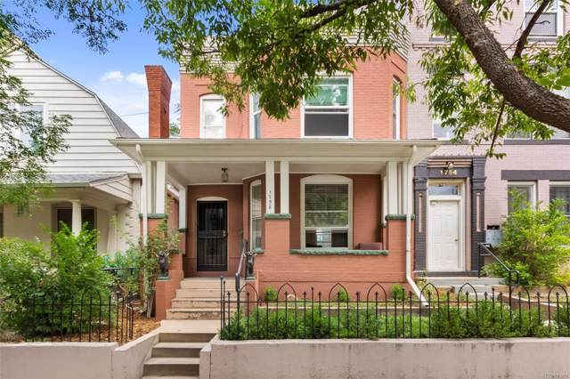 1758 N Washington Street, Denver, CO 80203 (MLS #5454980) :: Bliss Realty Group