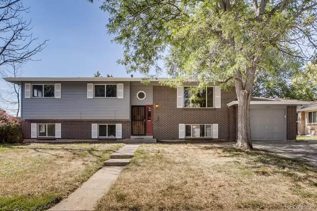 10976 W 62nd Avenue, Arvada, CO 80004 (MLS #5455124) :: 8z Real Estate