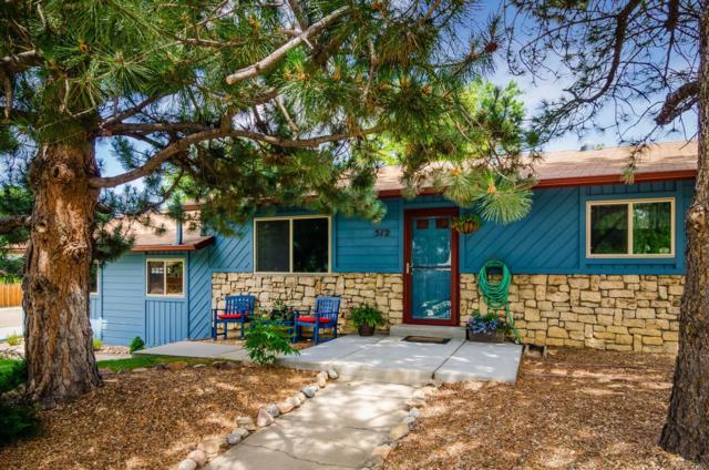 512 W Oak Street, Lafayette, CO 80026 (#5455213) :: My Home Team