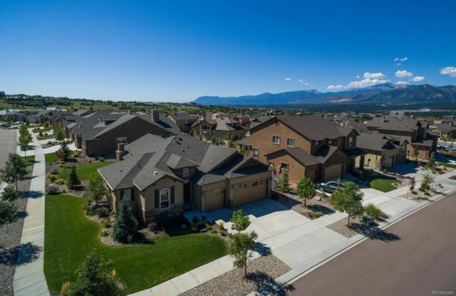 1539 Yellow Tail Drive, Colorado Springs, CO 80921 (MLS #5455533) :: Bliss Realty Group