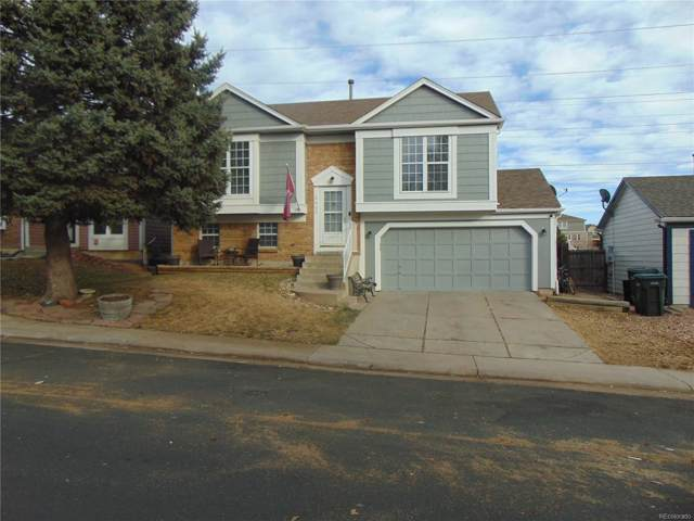 2902 S Halifax Street, Aurora, CO 80013 (MLS #5455552) :: Bliss Realty Group