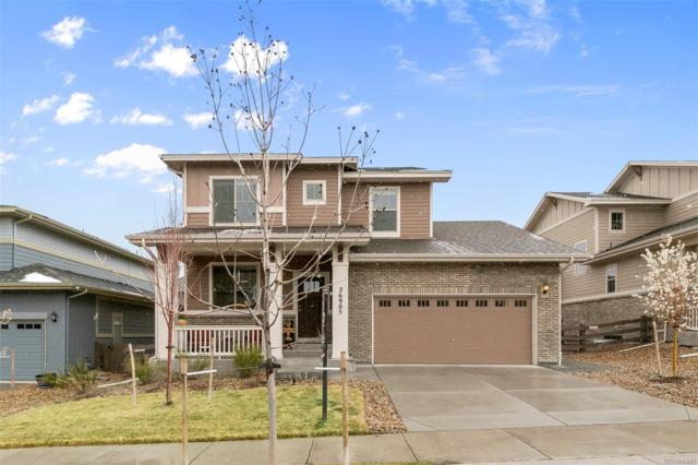 26905 E Quarto Place, Aurora, CO 80016 (#5456014) :: The Galo Garrido Group