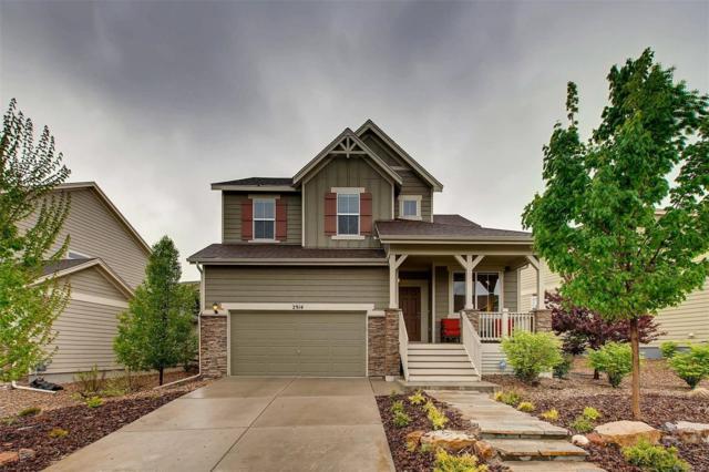2914 Dreamcatcher Loop, Castle Rock, CO 80109 (#5456568) :: The Peak Properties Group