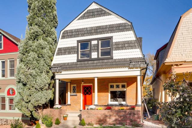 2130 N Gilpin Street, Denver, CO 80205 (#5457456) :: The DeGrood Team
