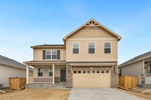 7118 Frying Pan Drive, Frederick, CO 80530 (#5457885) :: The HomeSmiths Team - Keller Williams
