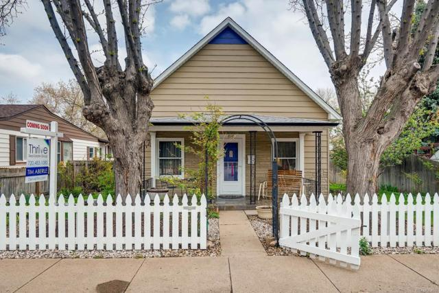 816 Lincoln Avenue, Louisville, CO 80027 (MLS #5457891) :: 8z Real Estate