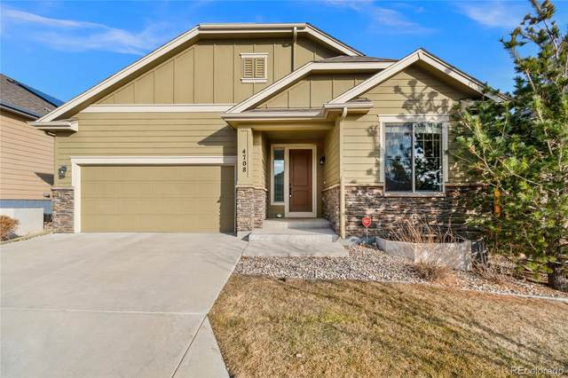 4708 Prairie Vista Drive, Fort Collins, CO 80526 (MLS #5458010) :: The Sam Biller Home Team