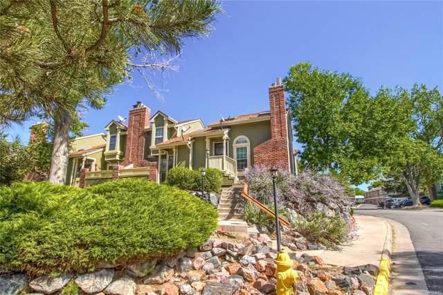 1913 S Hannibal Street A, Aurora, CO 80013 (MLS #5458033) :: 8z Real Estate