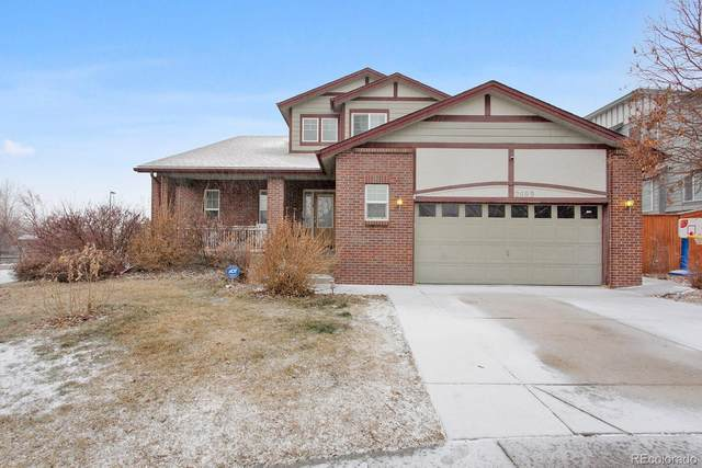 2889 S Killarney Way, Aurora, CO 80013 (#5458082) :: The Griffith Home Team
