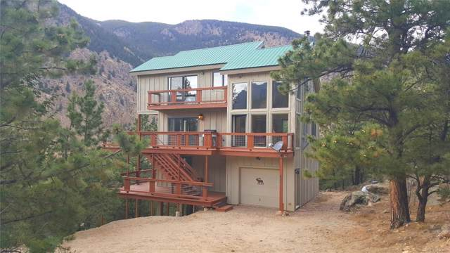 350 Saxon Mountain Road, Georgetown, CO 80444 (MLS #5458274) :: 8z Real Estate