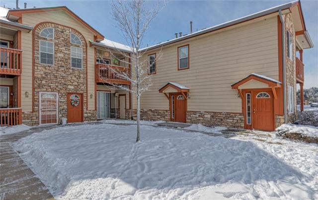 3231 E 103rd Place #308, Thornton, CO 80229 (#5459045) :: The City and Mountains Group