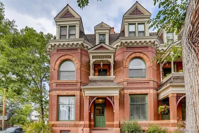 1001 E 17th Avenue #23, Denver, CO 80218 (#5459538) :: Venterra Real Estate LLC