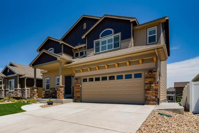 5161 Clarence Drive, Windsor, CO 80550 (MLS #5459645) :: 8z Real Estate