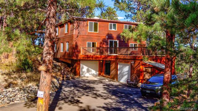 30305 Lone Spruce Road, Evergreen, CO 80439 (#5460239) :: The Gilbert Group