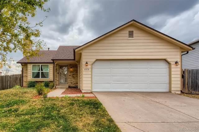 8978 W Toller Avenue, Littleton, CO 80128 (#5460289) :: Venterra Real Estate LLC