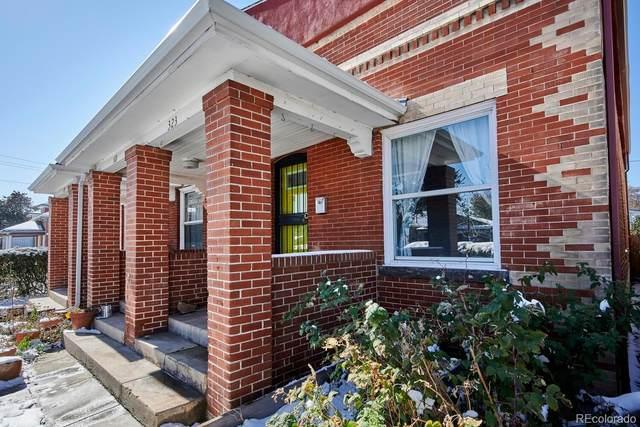 323 Galapago Street, Denver, CO 80223 (MLS #5460974) :: 8z Real Estate