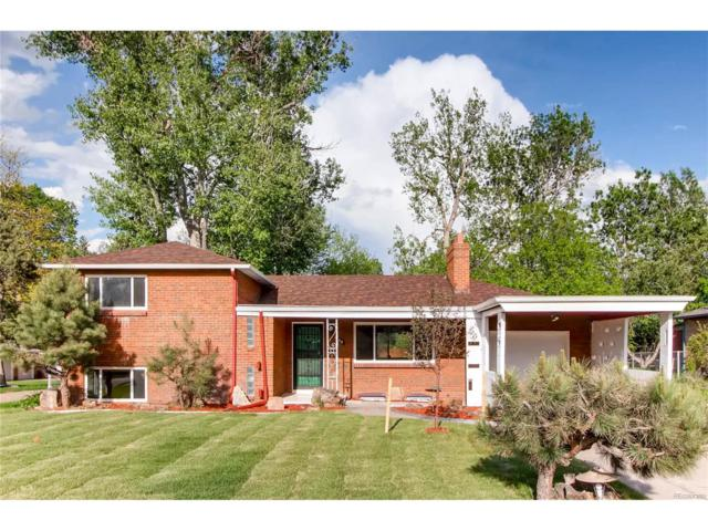 4040 Otis Street, Wheat Ridge, CO 80033 (MLS #5461537) :: 8z Real Estate