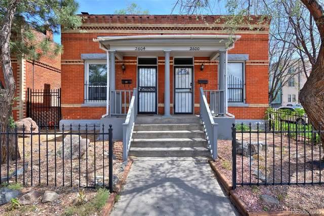 2604 Curtis Street, Denver, CO 80205 (MLS #5461606) :: 8z Real Estate