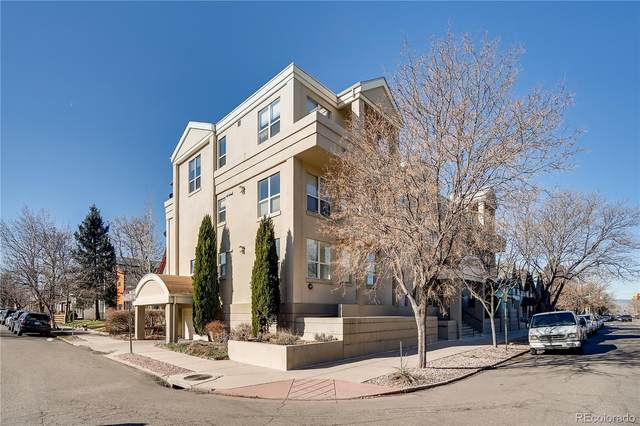 424 E 1st Avenue 3A, Denver, CO 80203 (#5461878) :: Mile High Luxury Real Estate