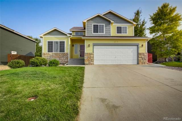 8628 18th Street, Greeley, CO 80634 (#5462070) :: The DeGrood Team