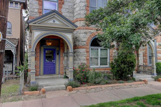 2357 Stout Street, Denver, CO 80205 (#5462426) :: James Crocker Team