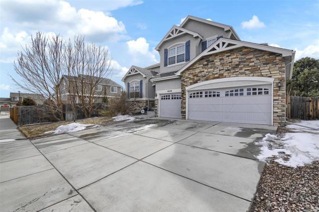 16518 Elk Valley Trail, Monument, CO 80132 (MLS #5462728) :: 8z Real Estate