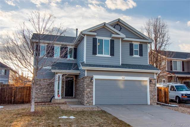 2547 S Halifax Court, Aurora, CO 80013 (#5462733) :: The Dixon Group