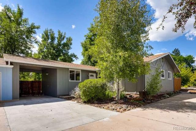 4535 Beachcomber Court, Boulder, CO 80301 (#5463019) :: The Galo Garrido Group