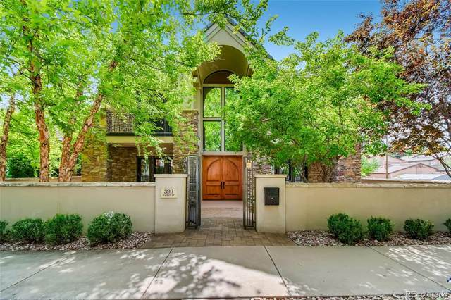 329 Madison Street, Denver, CO 80206 (#5463042) :: Sultan Newman Group