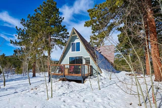 3497 Coal Creek Canyon Dr #30, Pinecliffe, CO 80471 (#5463058) :: HomeSmart