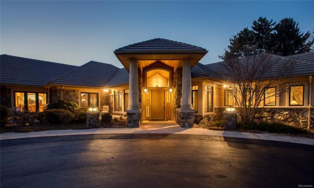 61 Charlou Circle, Cherry Hills Village, CO 80111 (#5463165) :: 5281 Exclusive Homes Realty