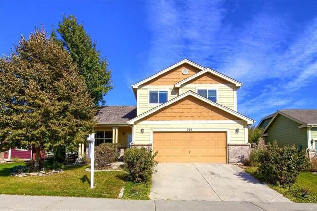 360 Ramsay Place, Loveland, CO 80537 (MLS #5463325) :: Kittle Real Estate