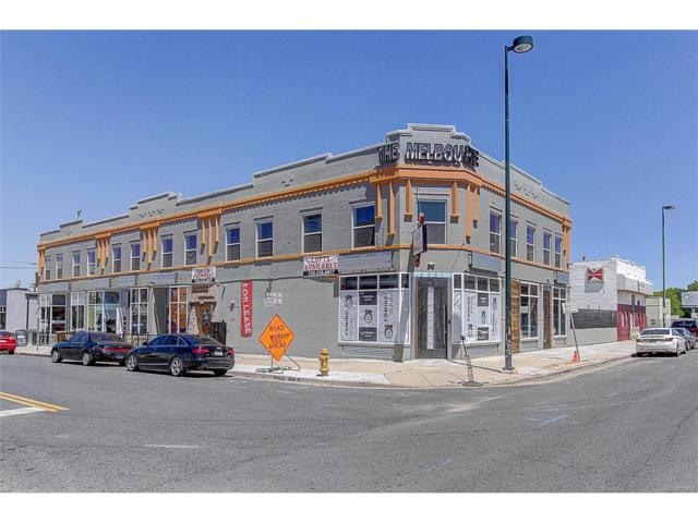 607 22nd Street, Denver, CO 80205 (MLS #5463677) :: 8z Real Estate