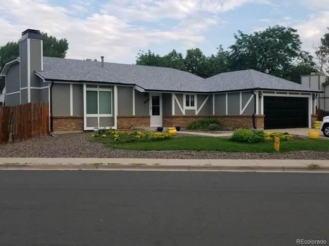 5091 S Telluride Street, Aurora, CO 80015 (#5463822) :: iHomes Colorado