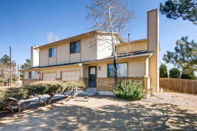 410 S Cody Court, Lakewood, CO 80226 (#5463842) :: The Peak Properties Group
