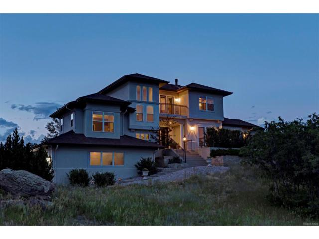 4351 Stone Post Drive, Castle Rock, CO 80108 (#5464560) :: Aspen Real Estate