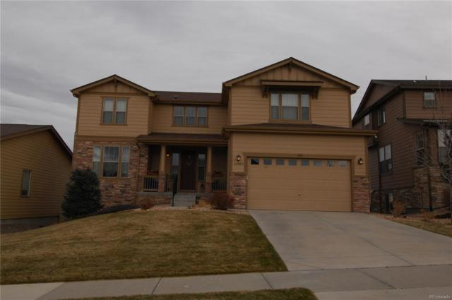 11983 S Allerton Circle, Parker, CO 80138 (#5464910) :: The Gilbert Group