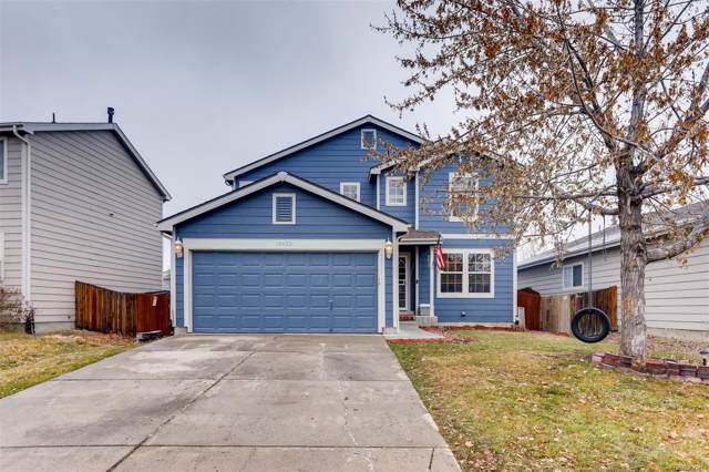 16423 E Phillips Drive, Englewood, CO 80112 (MLS #5465123) :: 8z Real Estate