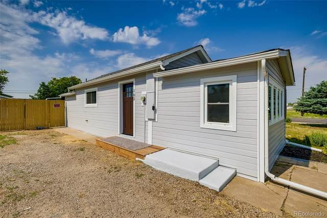 102 3rd Street, Dacono, CO 80514 (#5465139) :: The Griffith Home Team