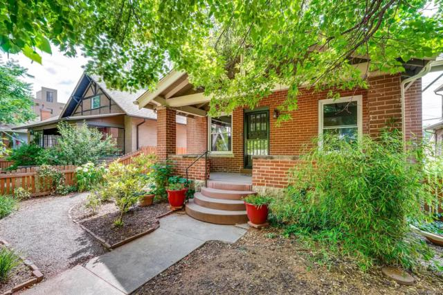 1369 Garfield Street, Denver, CO 80206 (#5465389) :: Wisdom Real Estate