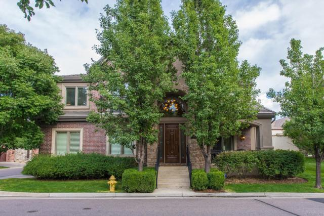 8748 E Wesley Drive, Denver, CO 80231 (#5465544) :: James Crocker Team