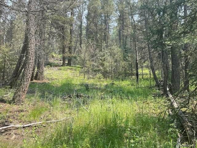 Juniper Drive, Conifer, CO 80433 (#5465549) :: Compass Colorado Realty