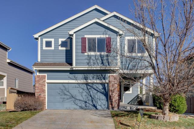 17009 Hastings Avenue, Parker, CO 80134 (#5465688) :: Bring Home Denver
