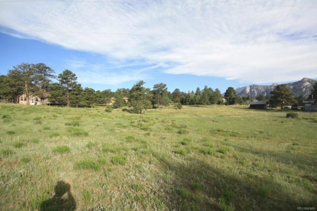 260 Stanley Avenue #4, Estes Park, CO 80517 (#5465727) :: The Heyl Group at Keller Williams
