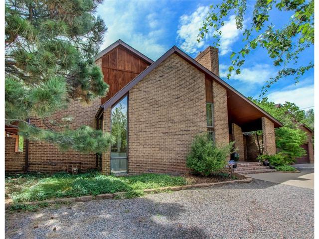 9291 E Jewell Circle, Denver, CO 80231 (MLS #5465733) :: 8z Real Estate