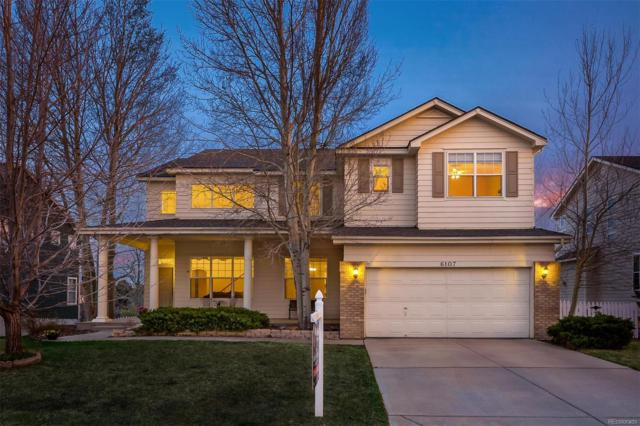 6107 S Jericho Way, Centennial, CO 80016 (#5465829) :: The Tamborra Team