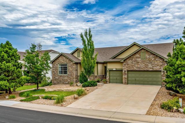 7104 Red Mesa Drive, Littleton, CO 80125 (#5465839) :: Keller Williams Action Realty LLC