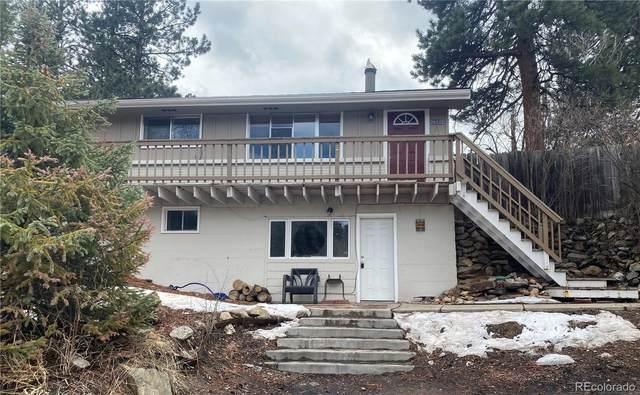 26132 Center Drive, Kittredge, CO 80457 (#5465908) :: Venterra Real Estate LLC