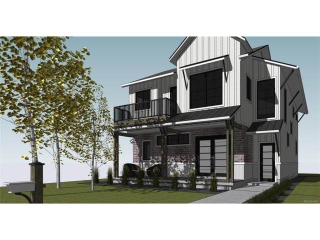 1721 S Jackson Street, Denver, CO 80210 (MLS #5466271) :: 8z Real Estate